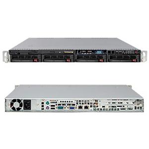 Сервер Absolute FS 1х5630х1U Xeon E5630 /6Gb/ 2x1Tb SATA HS-RAID/ 6016T/ DVDRW/ Rack 1U