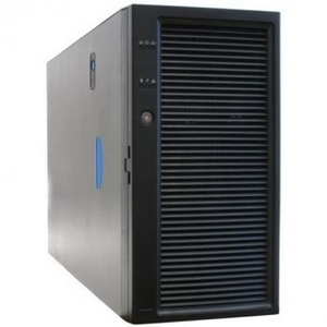 Сервер Absolute PS 2х5550х5U Dual Xeon X5550/ 12Gb/ 5x450 SAS 15K HS-RAID/ SRCSASBB8I/ 5600BRP/ DVDRW/ Pedestal