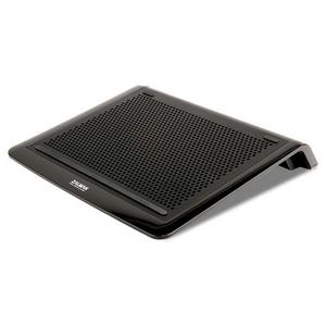 Zalman ZM-NC3000U-Black Ultra Quiet NoteBook Cooler (Speed contr, 17-23.5дБ, 620-720об/мин, USB питание, Al)