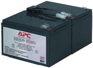 APC RBC6 Replacement Battery Cartridge (сменная батарея для BP1000I, SUA1000I)