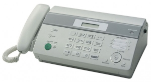 Panasonic KX-FT982RU-W White факс (термобумага)