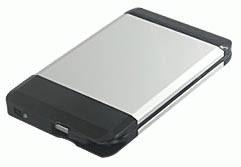 """AgeStar SUB2A5 (EXT BOX для внешнего подключения 2.5"""" SATA HDD, USB2.0, Al)"""