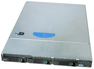 Сервер Absolute FS 1х5630х1U Xeon E5630/ 6Gb/ 2x1Tb SATA RAID/ SR1600URR/ DVDRW/ RACK 1U