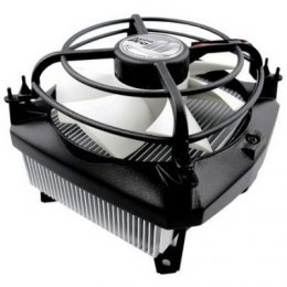 Arctic Cooling Alpine 11 rev.2 Cooler for Socket 775/1156 (900-2000об/мин, 23.5дБ, Al)
