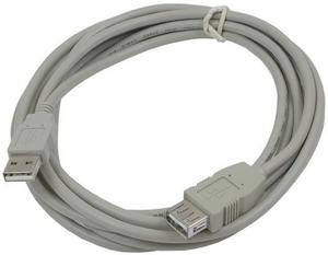 Telecom удлинительный USB2.0 A --> A 3.0м