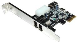 STLab F-360 (RTL) PCI-Ex1, IEEE 1394, 2 port-ext, 1 port-int