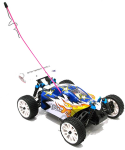 Модель Р/У HSP Zillionaire Troian Off-Road Buggy 4WD 1:16-94185