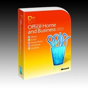 Microsoft Office 2010 для дома и бизнеса Рус. (BOX)
