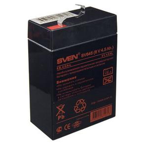 Sven Аккумулятор Sven SV645 (6V, 4.5Ah) для UPS