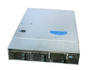 Сервер Absolute PS 2х5506х2U Dual Xeon E5506/ 8Gb/ 2x1Tb SAS HS-RAID/ SR2600/ DVDRW/ RACK 2U
