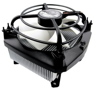 Arctic Cooling Alpine 11 Pro rev.2 Cooler for Socket 775/1156 (500-2000об/мин, 23.5дБ, Al)
