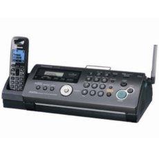Panasonic KX-FC268RUT Titanium факс (A4, обыч. бумага, трубка с ЖК диспл., DECT)