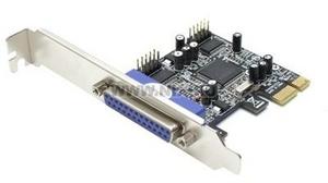 STLab I-294 (RTL) PCI-Ex1, 1xLPT25F + 2xCOM9M