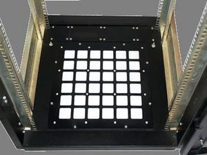 Фильтр в основание шкафа НТ Ф1 В черный