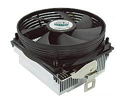 Scythe DK9-9GD4A-0L-GP Socket for AM2/754/939/940 (22дБ, 2200об/мин, Al)