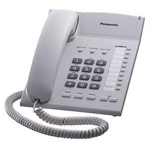 Panasonic KX-TS2382RUW White телефон
