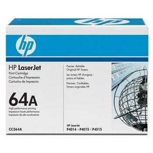 Hewlett-Packard Картридж hp CC364A Black для hp LaserJet P4014/4015/4515