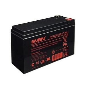 Sven Аккумулятор Sven SV7-12/SV1270 (12V, 7Ah) для UPS