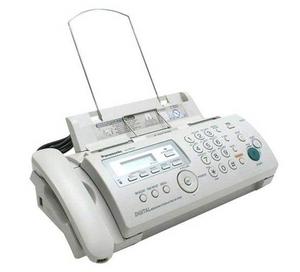 Panasonic KX-FP218RU факс (A4, обыч. бумага, А/Отв)