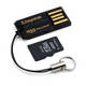 Kingston FCR-MRG2 USB microSDHC Card Reader/Writer