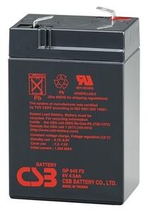 CSB Аккумулятор CSB GP-645 (6V, 4.5Ah)