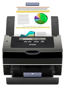 Epson Sheet feed Scanner GT-S85 (CCD, A4 Color, 600dpi, USB 2.0, ADF)