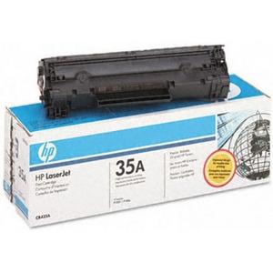 Hewlett-Packard Картридж hp CB435A BLACK для hp LJ P1005, P1006 (Акция)