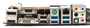 Asus Z97-A (RTL) LGA1150 Z97 3xPCI-E Dsub+DVI+HDMI+DP GbLAN SATA RAID ATX 4DDR-III