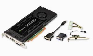 PNY 8Gb PCI-E DDR-5 PNY VCQK5200-PB (RTL) DualDVI+DualDP NVIDIA Quadro K5200