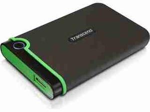 "Transcend StoreJet 25M3 TS2TSJ25M3 USB3.0 Portable 2.5"" HDD 2Tb EXT (RTL)"
