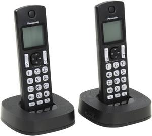 Panasonic KX-TGC322RU1 р/телефон (2 трубки с ЖК диспл., DECT, А/Отв)