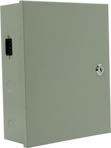 Блок питания PB-0910B (Вх. AC100-240V, Вых. DC12V, 10A) выход питания для 9-и видеокамер, настенный