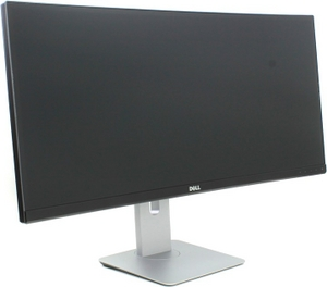 "Dell 34"" Монитор DELL U3415W 621750 (Curved LCD, UltraWide, 3440x1440, HDMI, DP, miniDP, USB3.0Hub)"