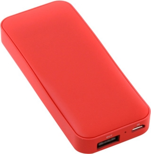iconBIT Аккумулятор iconBIT FTB2800A FT-A283U Red (USB 1A, 2800mAh, Li-Pol)