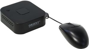 "Orient NVR-04mini (4 IP-cam, 1xSATA 2.5"", LAN, 2xUSB2.0, eSATA, VGA, HDMI)"