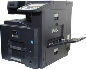 Kyocera TASKalfa 3010i (A3, 35 стр/мин, 2Gb+HDD160Gb, LCD, USB2.0, сетевой, без крышки, двуст.печать)