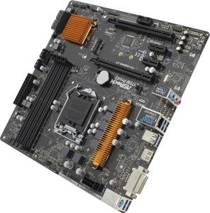 ASRock Z170M PRO4S (RTL) LGA1151 Z170 2xPCI-E DVI+HDMI GbLAN SATA RAID ATX 4DDR4