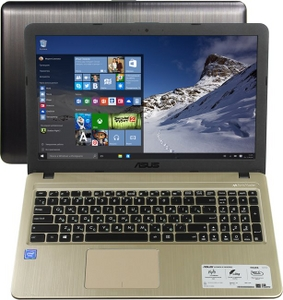 "Asus R540SA 90NB0B31-M00840 Cel N3050/2/500/WiFi/BT/Win10/15.6""/1.72 кг"