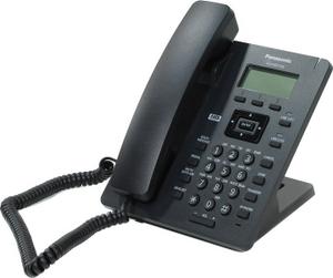 Panasonic KX-HDV130RU-B Black системный IP телефон