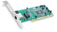 D-Link DGE-530T Карта PCI 10/100/1000Mbps