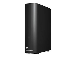 Western Digital WD WDBWLG0020HBK-EESN Elements 2Tb EXT (RTL) USB3.0