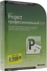 Microsoft Project Professional 2010 (BOX) H30-03426