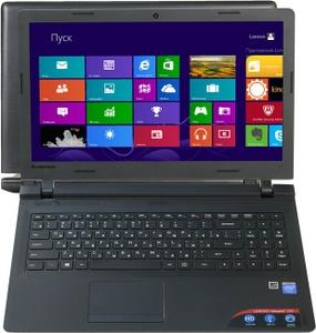 "Lenovo IdeaPad 100-15IBY 80MJ0056RK Cel N2840/2/250/DVD-RW/Win8/15.6""/1.95 кг"