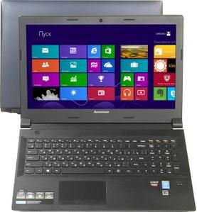 """Lenovo B50-80 80LT00FNRK i3 4030U/4/1Tb/DVD-RW/R5 M330/WiFi/BT/Win8/15.6""""/2.32 кг"""
