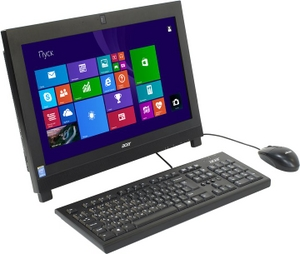 "Acer Veriton Z2660G DQ.VK5ER.051 i5 4460T/4/1Tb/DVD-RW/WiFi/BT/Win7Pro/19.5"""