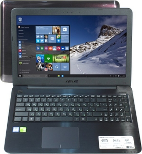 "Asus X556UB 90NB09R1-M00470 i7 6500U/8/1Tb/DVD-RW/940M/WiFi/BT/Win10/15.6""/2.21 кг"