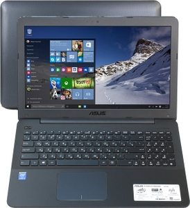 "Asus X554LJ 90NB08I8-M18930 i5 5200U/4/500/DVD-RW/920M/WiFi/BT/Win10/15.6""/2.04 кг"