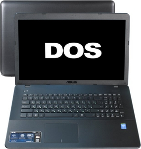 "Asus X751LAV 90NB04P1-M05790 i3 5010U/6/500/DVD-RW/WiFi/BT/DOS/17.3""/2.52 кг"