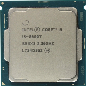 Intel Core i5 8600T / 2.3GHz