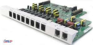 Panasonic KX-TE82480X плата расширения (8 аналоговых внутр.линий + 2 внеш. линии)